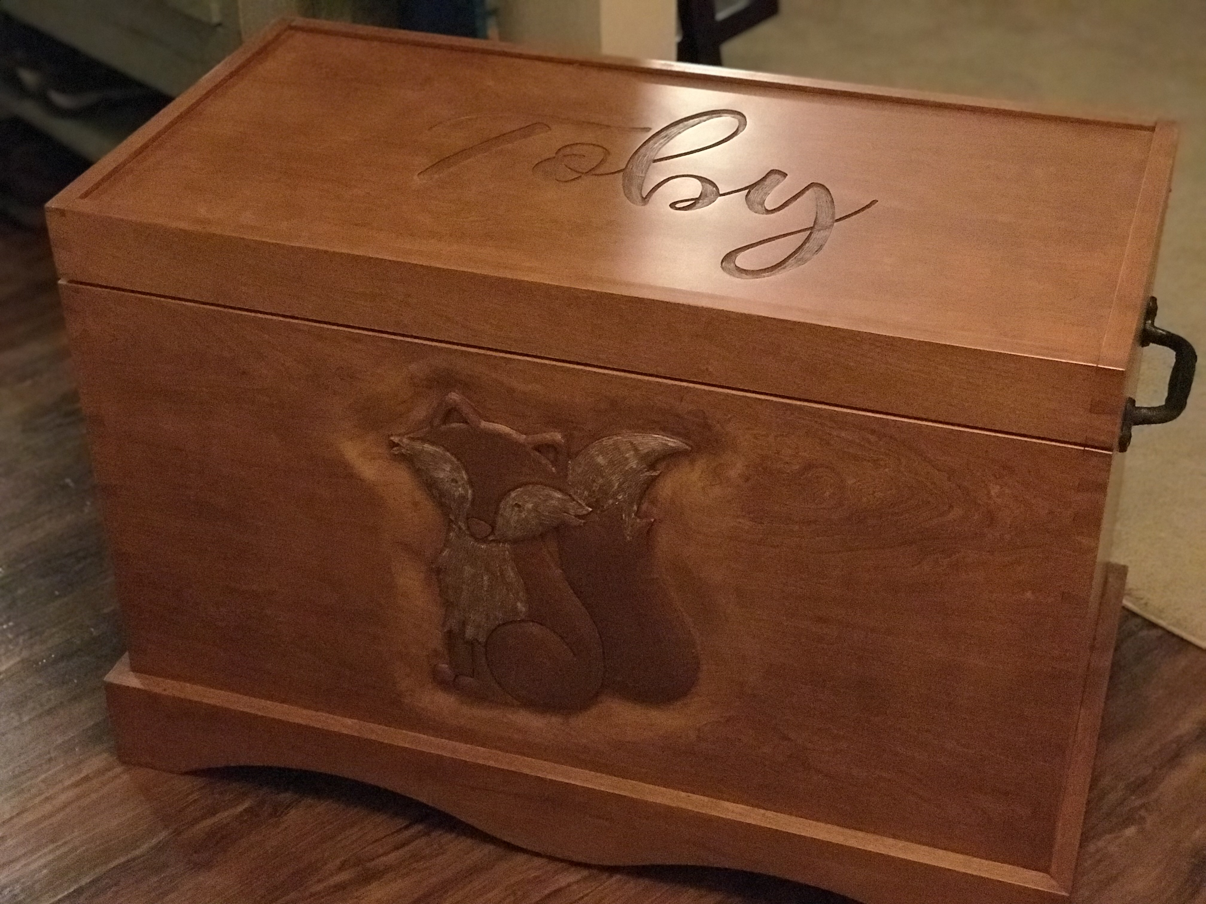 Toby's Memory Chest