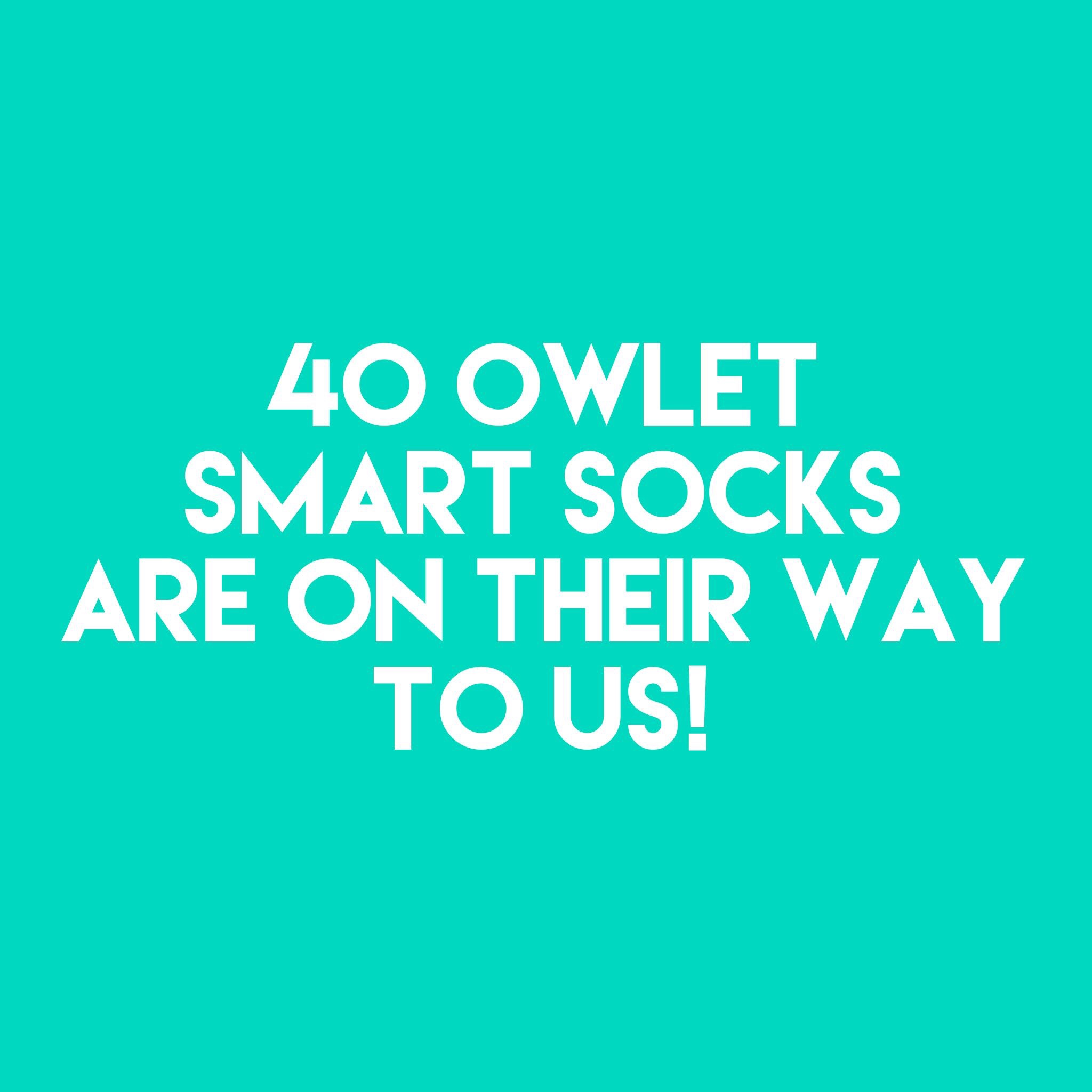 40 Owlet Smart Sock Placements To Start Off 2019