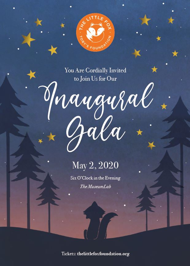 2020 Gala Announcement